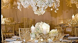 aranjamente florale nunta de la Maison d'Or