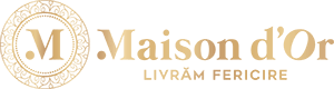 Florarie online - Maison d'Or